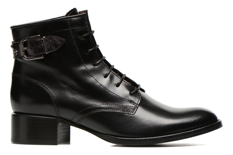 Boots en enkellaarsjes Muratti Clein Zwart achterkant
