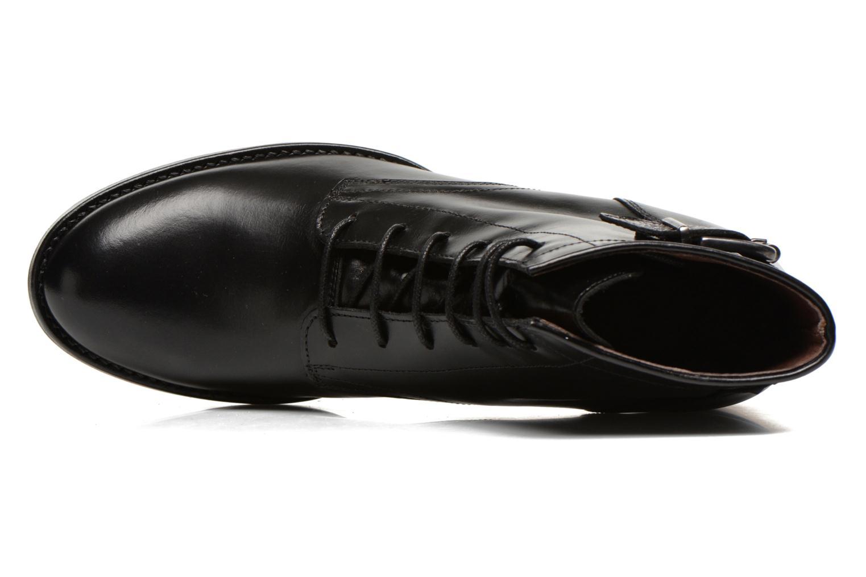 Bottines et boots Muratti Clein Noir vue gauche