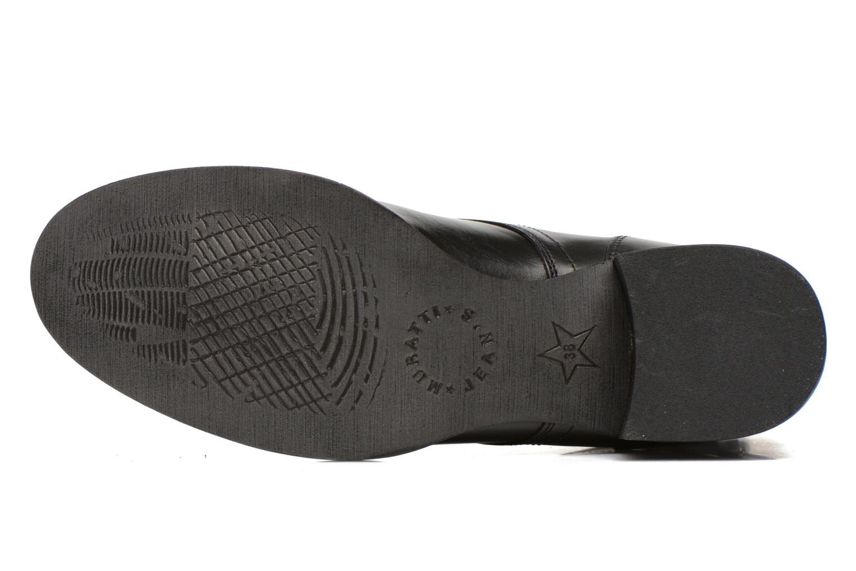 Bottines et boots Muratti Clein Noir vue haut