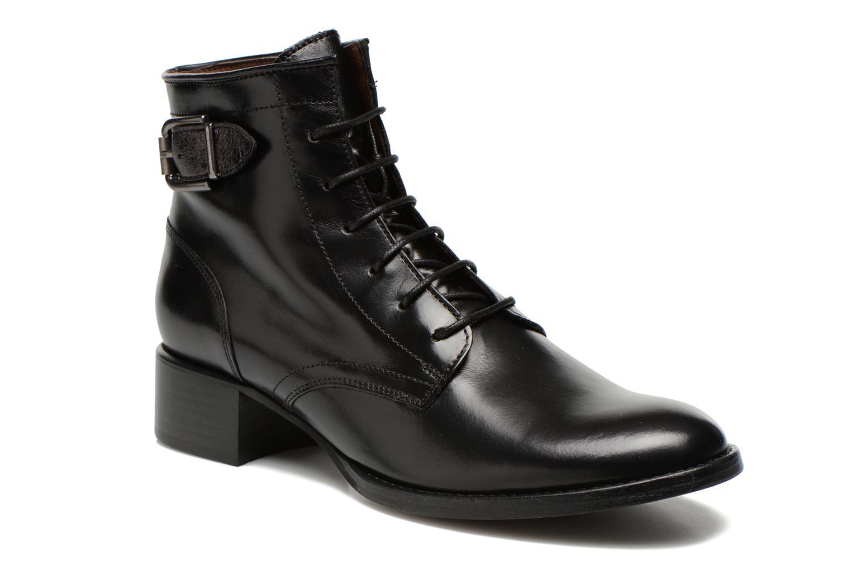 Boots en enkellaarsjes Muratti Clein Zwart detail