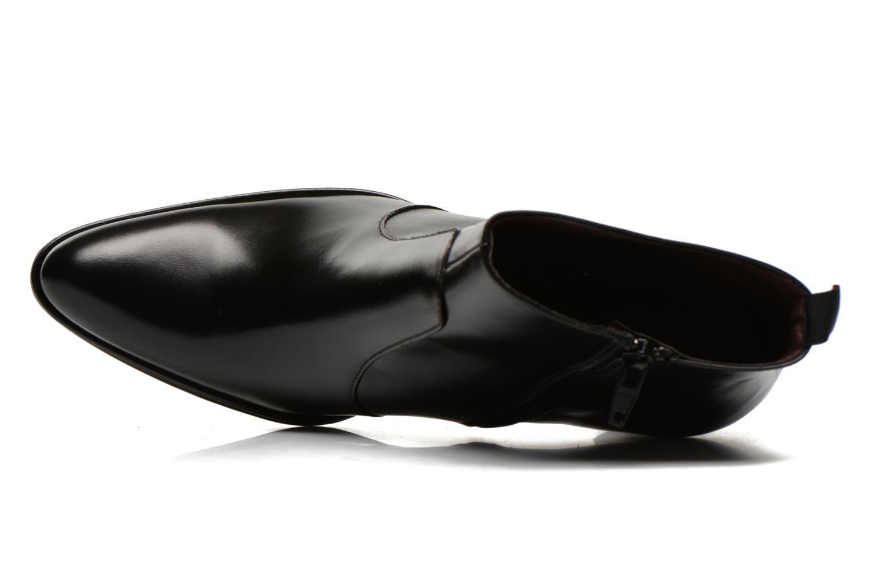 Bottines et boots Muratti Electra Noir vue gauche