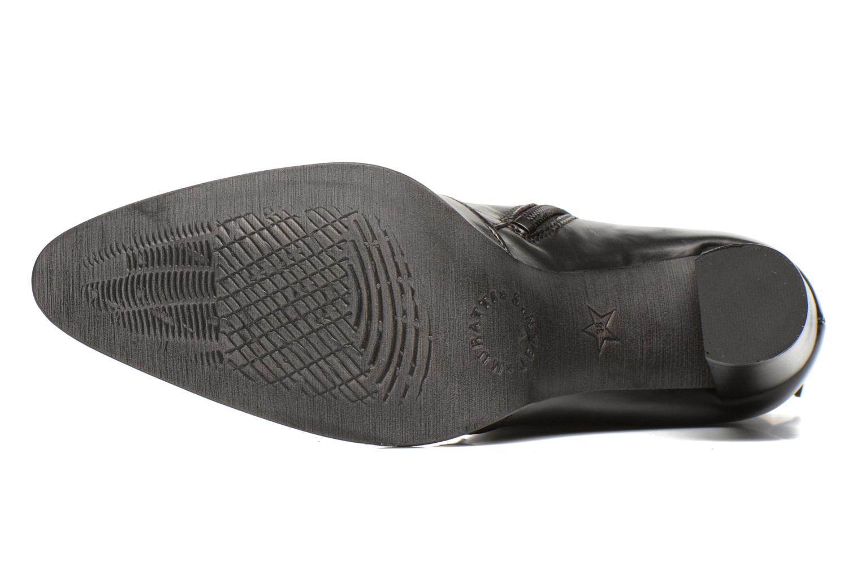 Bottines et boots Muratti Electra Noir vue haut