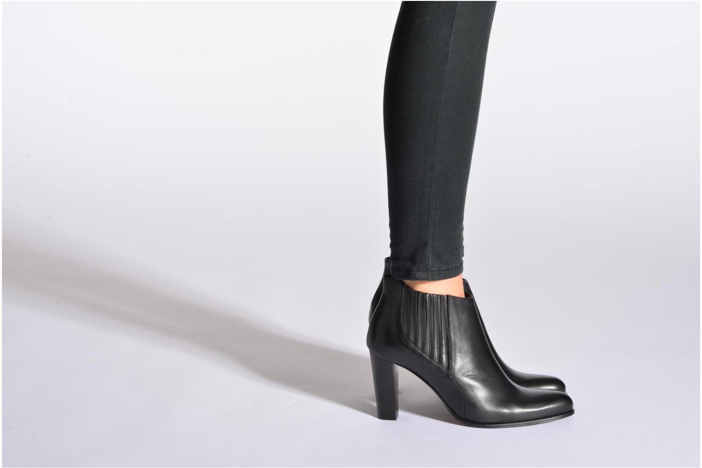 Stiefeletten & Boots Muratti Moon schwarz ansicht von unten / tasche getragen