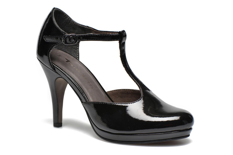 Grandes descuentos últimos zapatos Tamaris Charlista 2 (Negro) - Zapatos de tacón Descuento