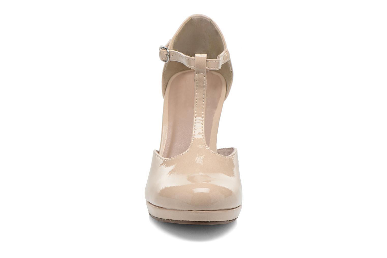 Escarpins Tamaris Charlista 2 Beige vue portées chaussures