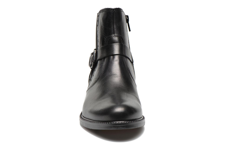 Boots en enkellaarsjes Tamaris Tybety Zwart model