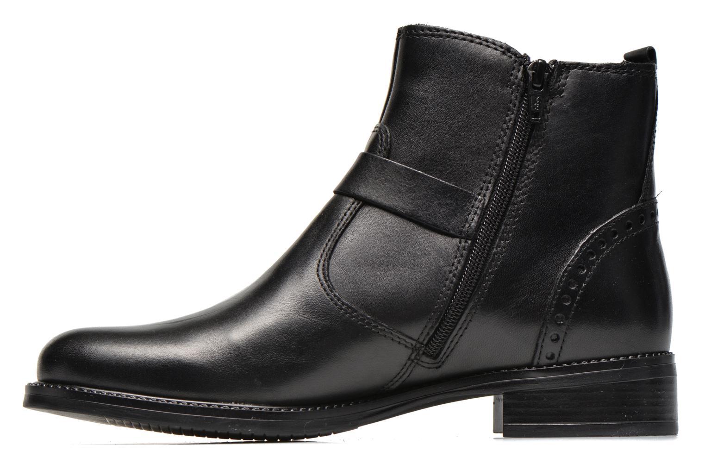 Boots en enkellaarsjes Tamaris Tybety Zwart voorkant