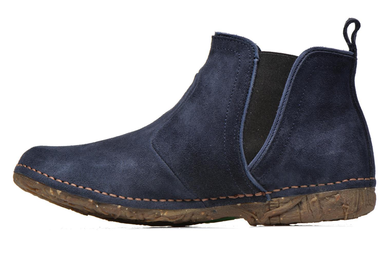 Bottines et boots El Naturalista Ankor N996 Bleu vue face