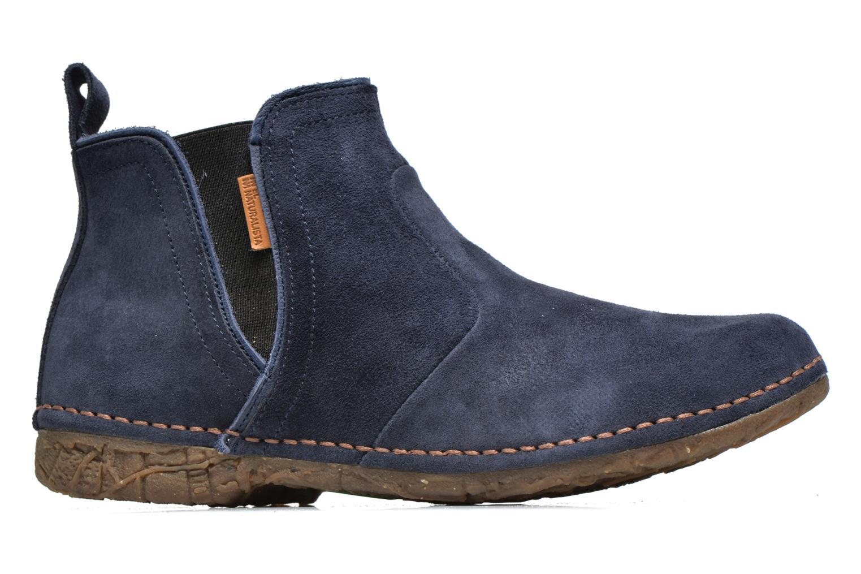 Bottines et boots El Naturalista Ankor N996 Bleu vue derrière