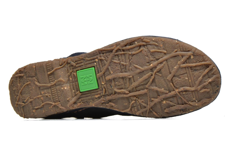Bottines et boots El Naturalista Ankor N996 Bleu vue haut