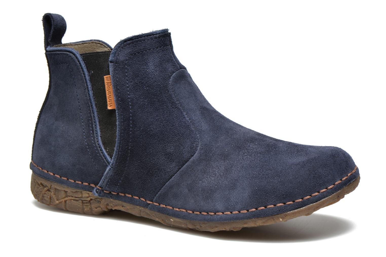 Bottines et boots El Naturalista Ankor N996 Bleu vue détail/paire