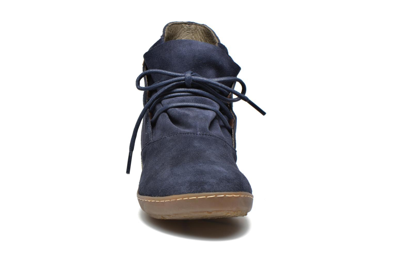 Bottines et boots El Naturalista Bee ND82 Bleu vue portées chaussures