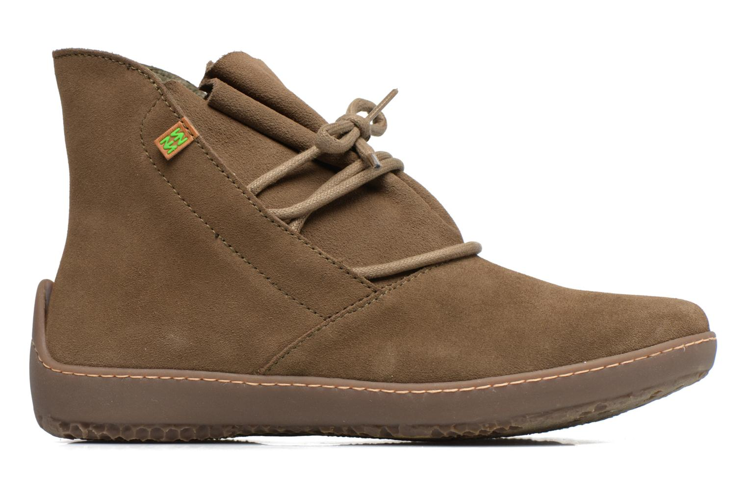 Ankle boots El Naturalista Bee ND82 Green back view