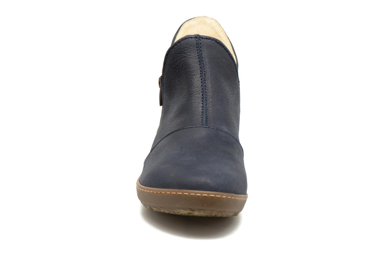Ankle boots El Naturalista Bee ND81 Blue model view