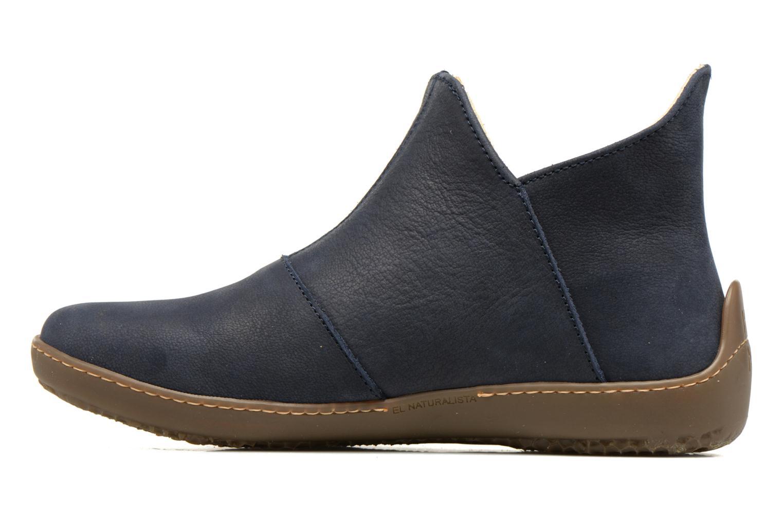 Stiefeletten & Boots El Naturalista Bee ND81 blau ansicht von vorne