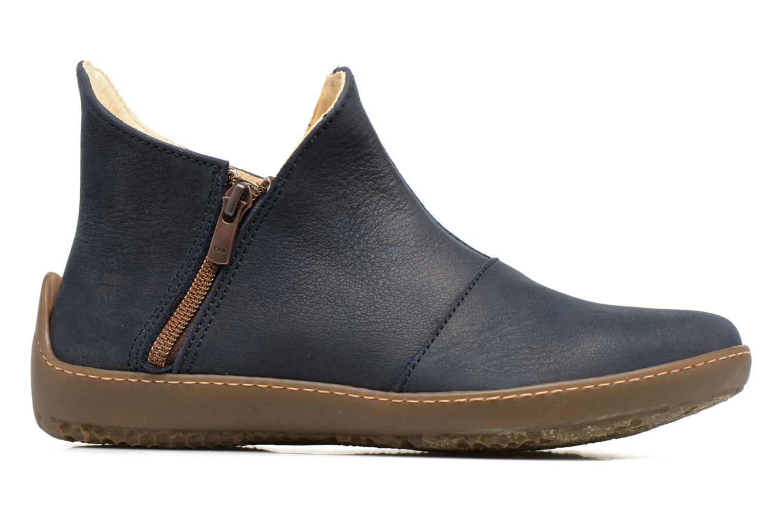 Stiefeletten & Boots El Naturalista Bee ND81 blau ansicht von hinten
