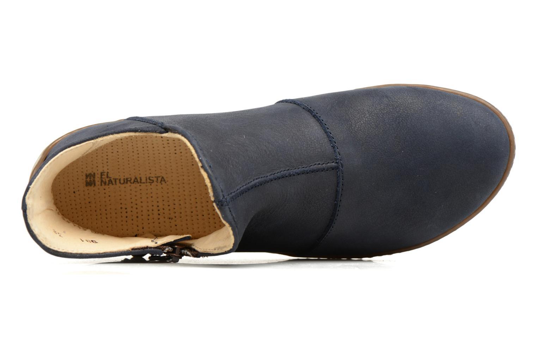 Stiefeletten & Boots El Naturalista Bee ND81 blau ansicht von links