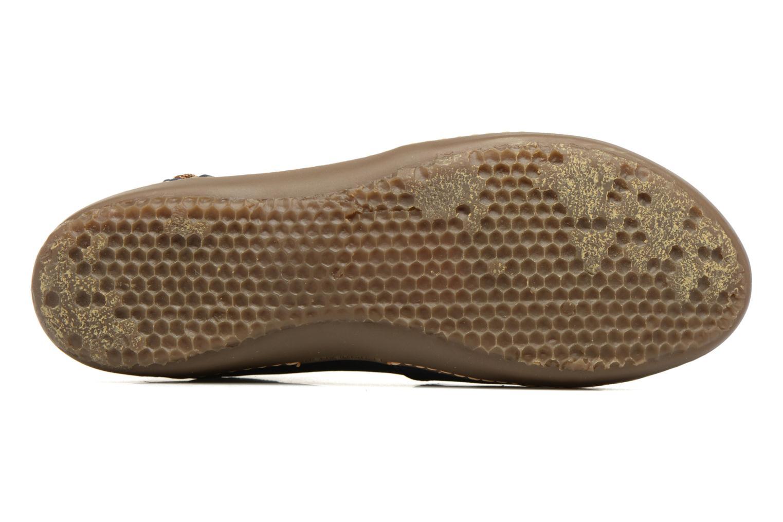 Stiefeletten & Boots El Naturalista Bee ND81 blau ansicht von oben