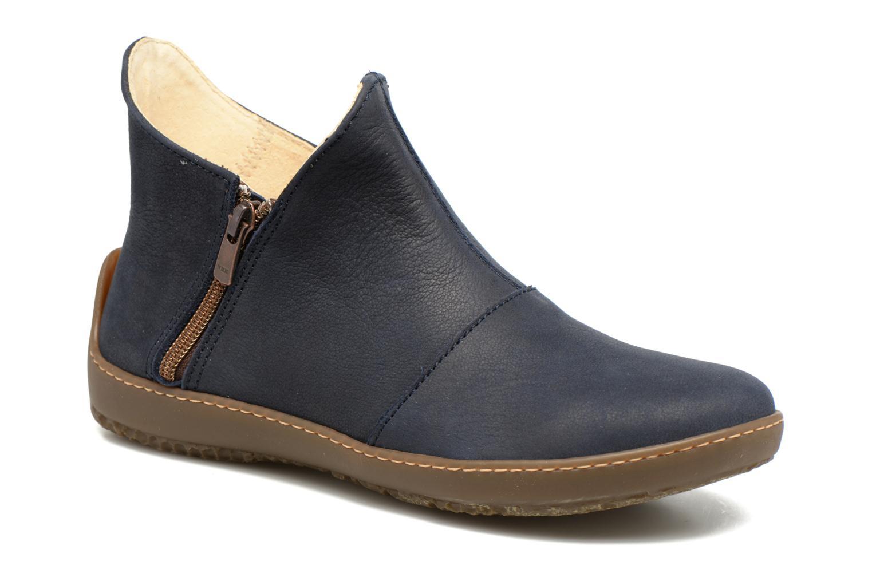 Stiefeletten & Boots El Naturalista Bee ND81 blau detaillierte ansicht/modell