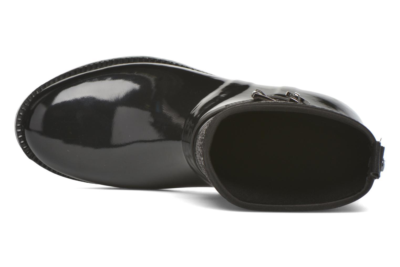 Bottines et boots Michael Michael Kors Charme stretch rain bootie Noir vue gauche