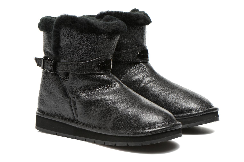 Bottines et boots Michael Michael Kors Sandy bootie Noir vue 3/4