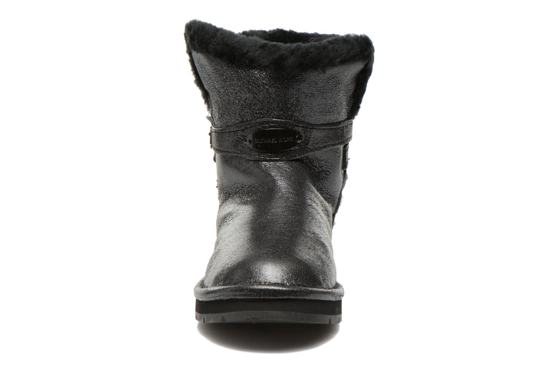 Bottines et boots Michael Michael Kors Sandy bootie Noir vue portées chaussures
