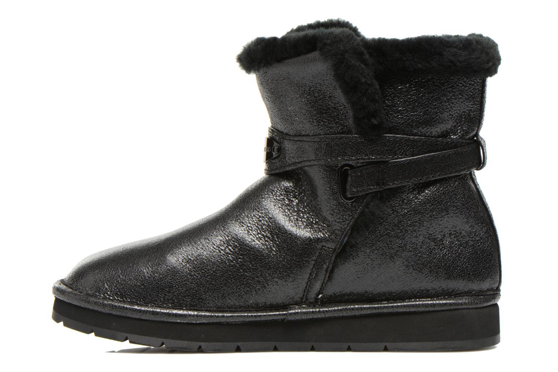 Stiefeletten & Boots Michael Michael Kors Sandy bootie schwarz ansicht von vorne
