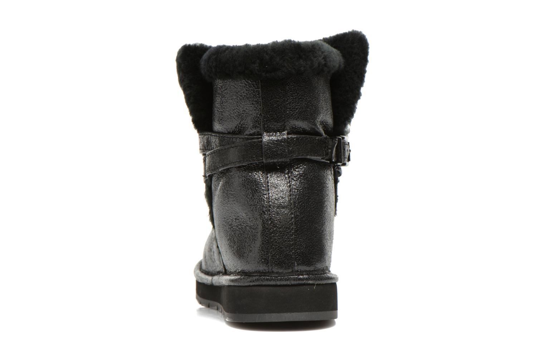 Stiefeletten & Boots Michael Michael Kors Sandy bootie schwarz ansicht von rechts