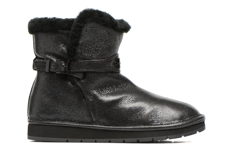 Boots en enkellaarsjes Michael Michael Kors Sandy bootie Zwart achterkant