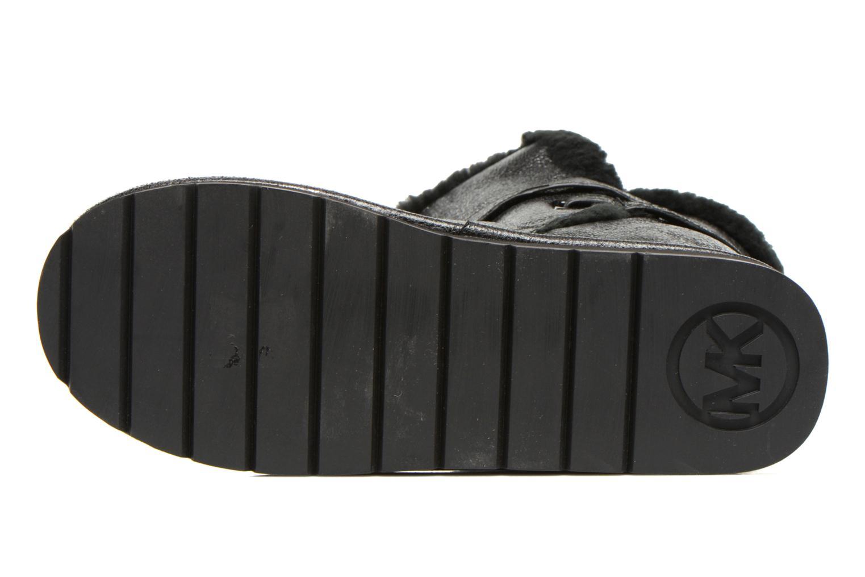 Stiefeletten & Boots Michael Michael Kors Sandy bootie schwarz ansicht von oben