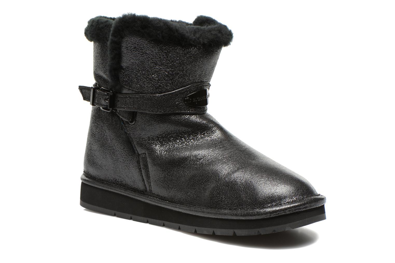 Ankle boots Michael Michael Kors Sandy bootie Black detailed view/ Pair view