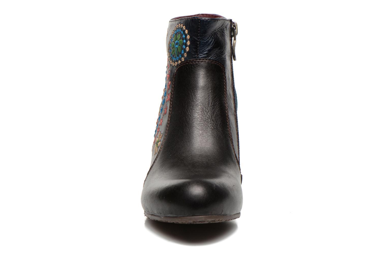 Bottines et boots Laura Vita Temois Multicolore vue portées chaussures