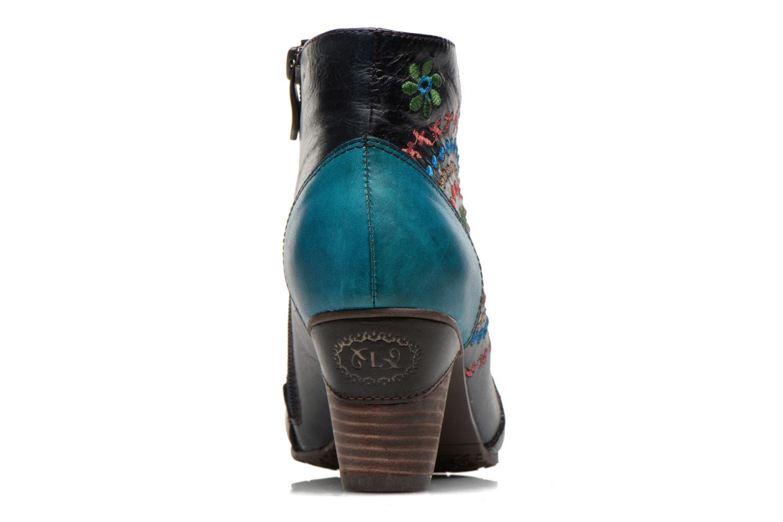 Bottines et boots Laura Vita Temois Multicolore vue droite