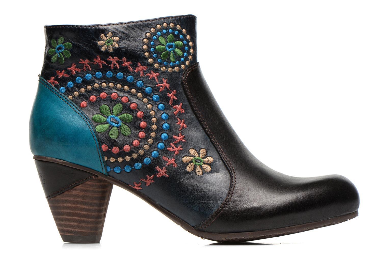 Bottines et boots Laura Vita Temois Multicolore vue derrière