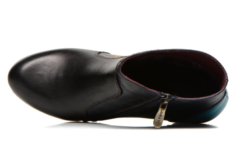 Bottines et boots Laura Vita Temois Multicolore vue gauche