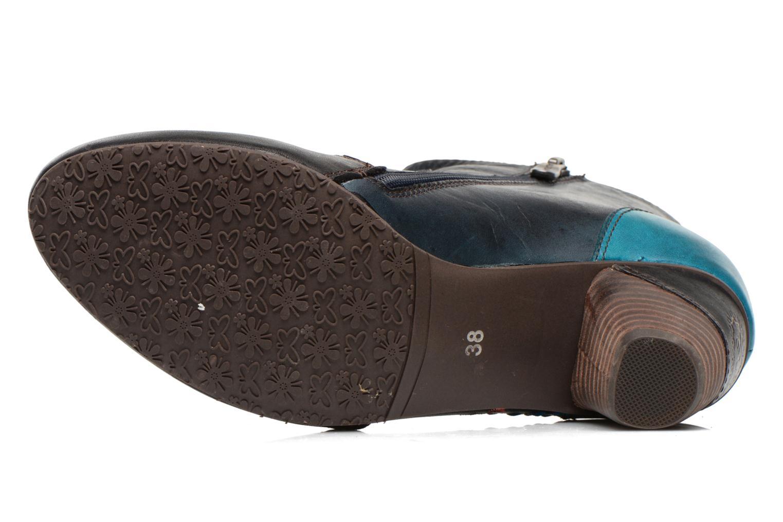 Bottines et boots Laura Vita Temois Multicolore vue haut