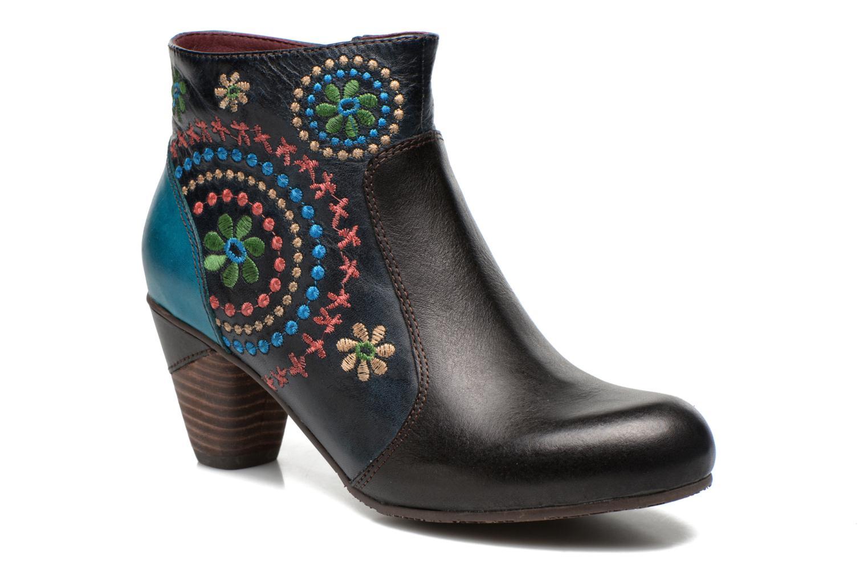 Bottines et boots Laura Vita Temois Multicolore vue détail/paire