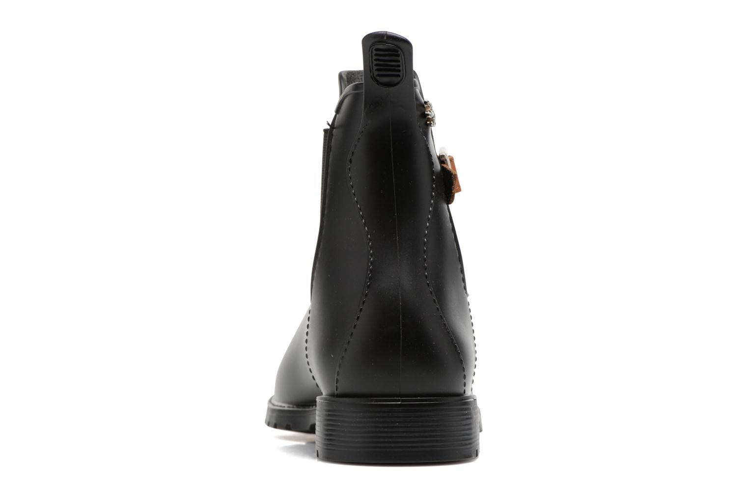 Ankle boots Méduse Jumpat Black view from the right