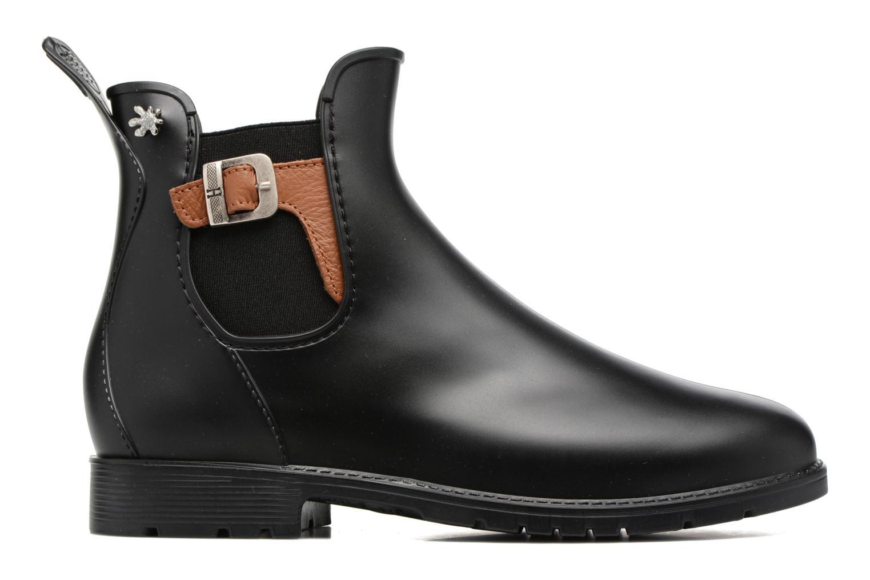Boots en enkellaarsjes Méduse Jumpat Zwart achterkant