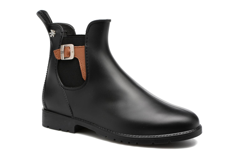 Boots en enkellaarsjes Méduse Jumpat Zwart detail