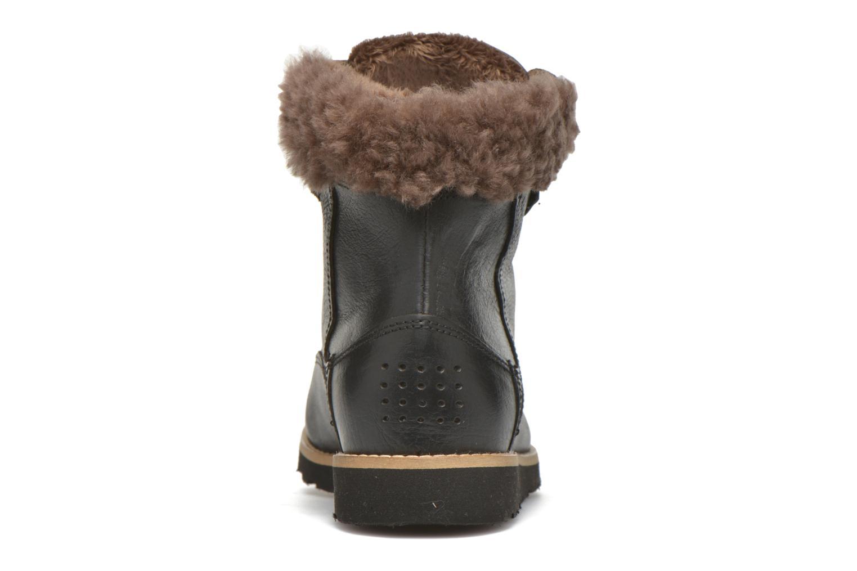 Bottines et boots TBS Anaick Noir vue droite