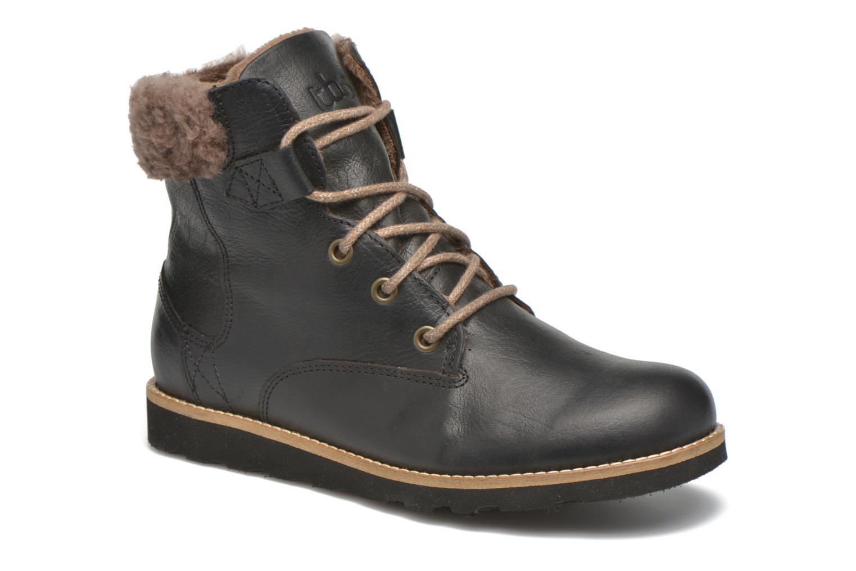 Bottines et boots TBS Anaick Noir vue détail/paire