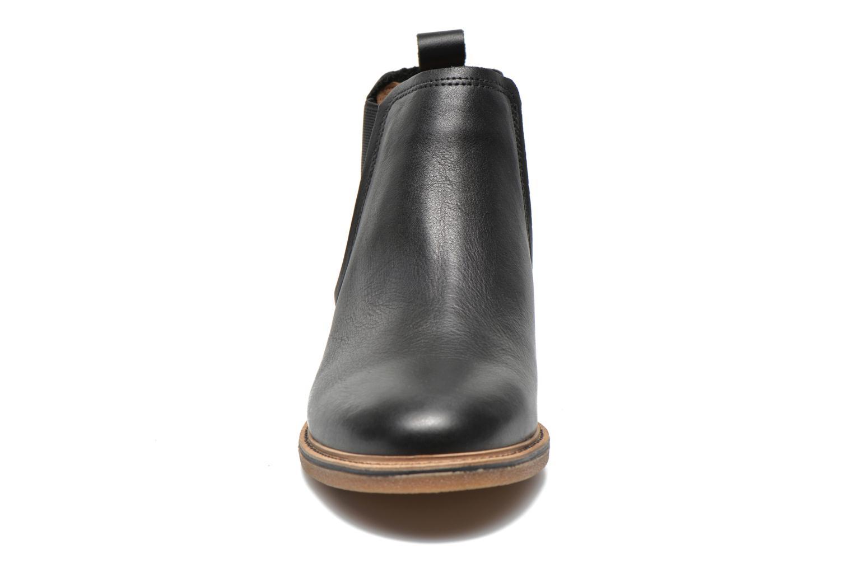 Bottines et boots TBS British Noir vue portées chaussures