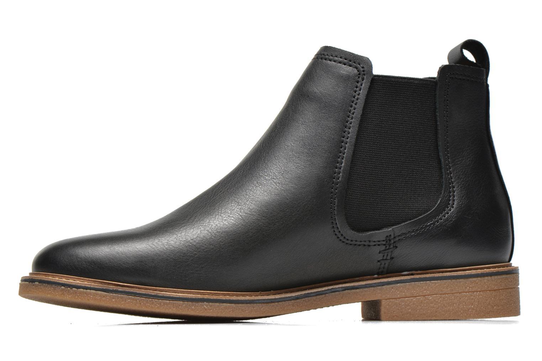 Stiefeletten & Boots TBS British schwarz ansicht von vorne