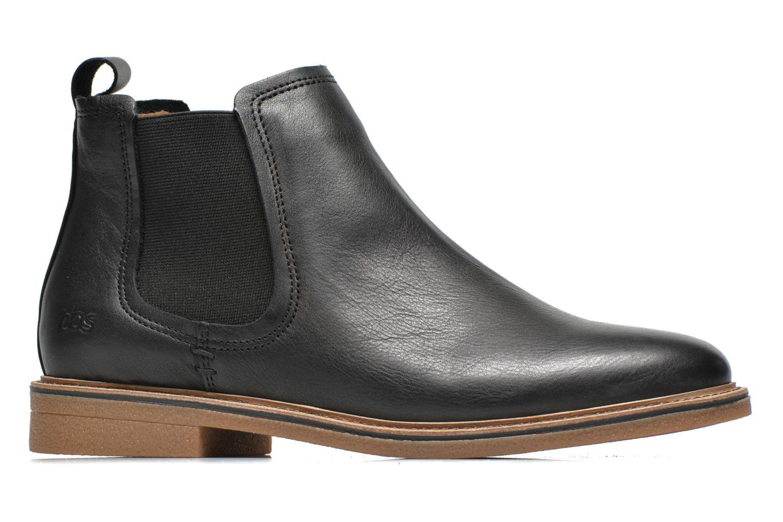 Bottines et boots TBS British Noir vue derrière