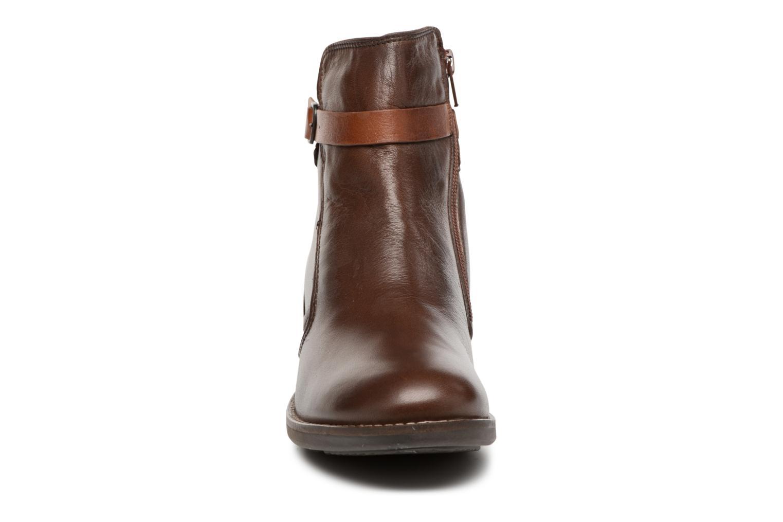 Bottines et boots TBS Gently Marron vue portées chaussures
