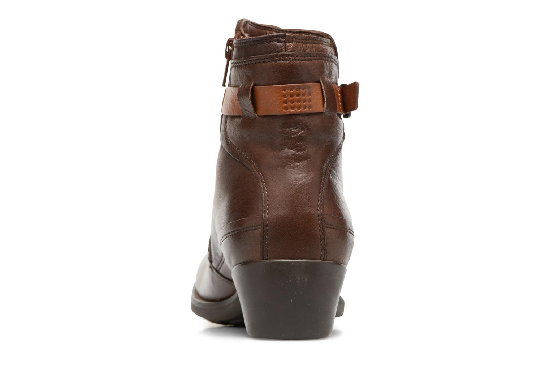 Boots en enkellaarsjes TBS Gently Bruin rechts