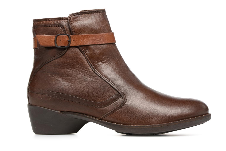 Boots en enkellaarsjes TBS Gently Bruin achterkant