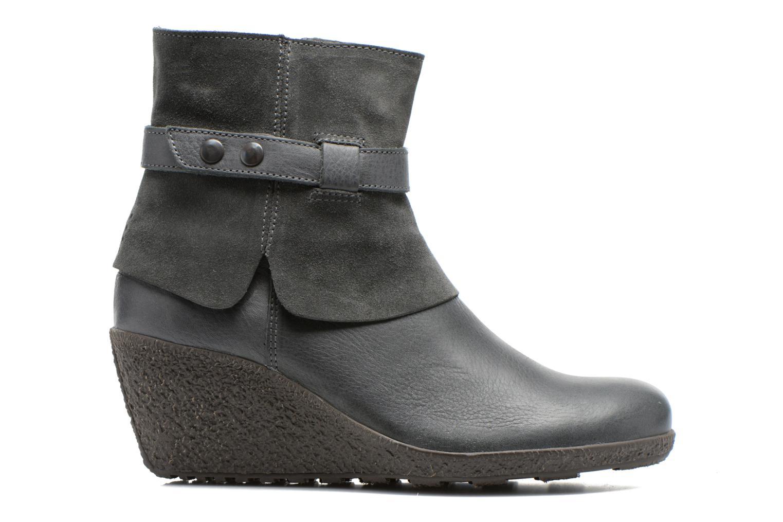 Bottines et boots TBS Wester Bleu vue derrière