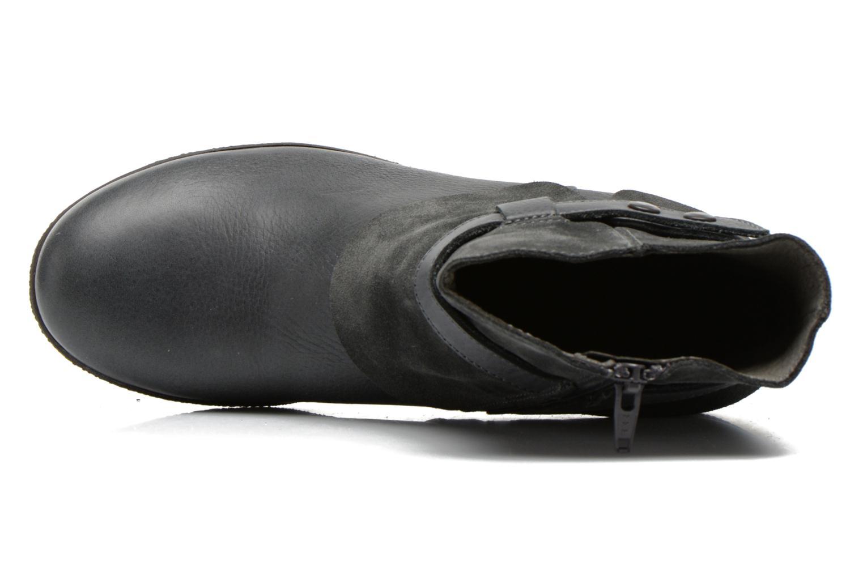 Bottines et boots TBS Wester Bleu vue gauche